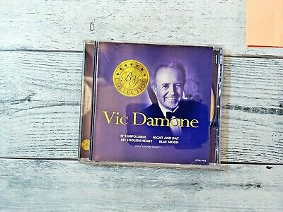 £6.45 • Buy Best Of Collection Presents Vic Damone CD Free Shipping