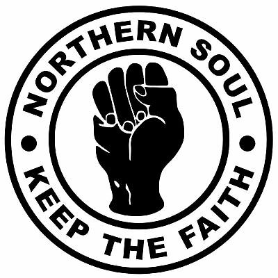 Northern Soul Ktf - Car / Window Decal / Sticker + 1 Free / Brand New / Gifts • 4.99£
