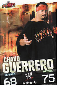 WWE Slam Attax Evolution - Chavo Guererro Raw Card • 0.99£