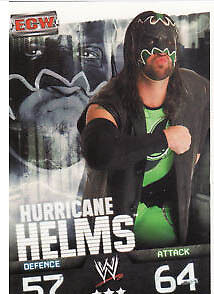 WWE Slam Attax Evolution - Hurricane Helms ECW Card • 0.99£