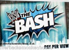 WWE Slam Attax Evolution - The Bash PPV Card • 0.99£