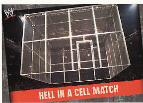 WWE Slam Attax Evolution Hell In A Cell Match Type Card • 0.99£