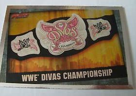 WWE Slam Attax Evolution WWE Divas Title Card • 0.99£