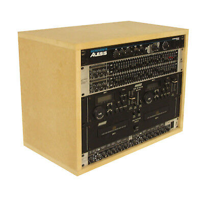 8u 19  Rack Pod - Custom Studio Manufacturer - Kernow Carpentry (SMP8) • 63£