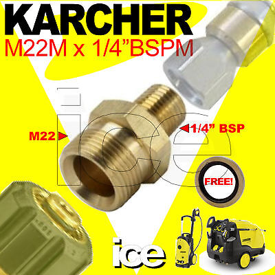 Karcher HD 645 Type Pressure Washer Replacement Hose 10//15//20//25//30 Metre M