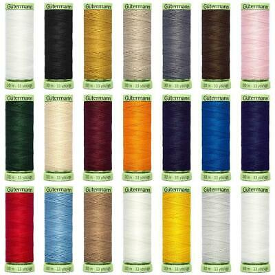£4.45 • Buy FREE NEEDLE OFFER Gutermann Top Stitch Thread Jeans Thick Sewing Extra Strong.