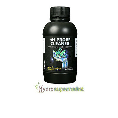 Ph Probe Cleaner Solution 300ml Growth Technology Hydroponics • 10.95£
