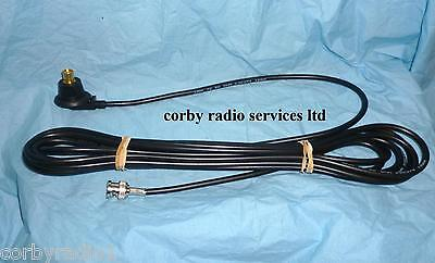 £14.75 • Buy Body Mount And Cable Assembly With Bnc Only 5mts Length Taxi Pmr  Marine