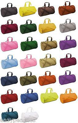 $7.99 • Buy Liberty Bags NEW ECO Recycled Small Duffle, Gym Bag, Duffel, Sports Tote, 8805