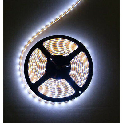 AU24.39 • Buy Aquarium Fish Tank WHITE 6500K Lighting LED Strip 100 Lumens/Ft Salt Water Reef
