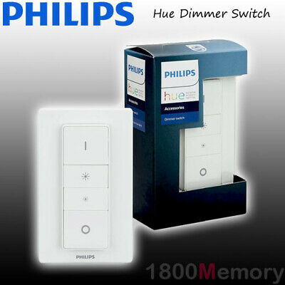 AU55 • Buy Philips Hue Dimmer Switch Wireless Remote Control For LED Light Bulb Home WiFi