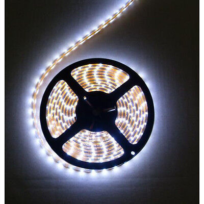 AU29.54 • Buy Aquarium Coral WHITE 10000K Light LED Strip 100 Lumens/Ft SaltWater Reef 10,000k