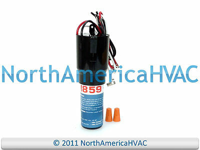 $ CDN37.58 • Buy Overload And Hard Start Capacitor 3-n-1 1/2 HP 243-292 MFD ICM859 RC0210