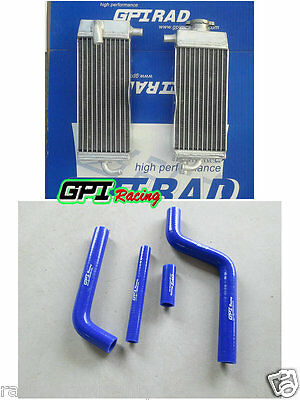 AU145 • Buy GPI Racing YAMAHA YZ125  YZ 125  96-01 97 98 99 00 2001 2000 99 Radiator + Hose