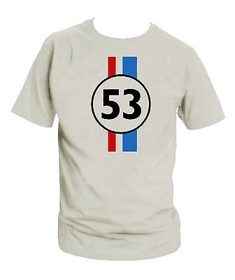 £9.99 • Buy HERBIE VW BEETLE T Shirt Choice Of Sizes NEW