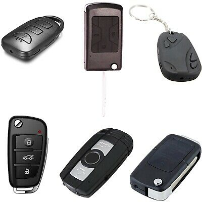 View Details MICRONIC007 CAR KEY FOB REMOTE FULL HD 1080p H.264 VIDEO CAMERA RECORDER • 34.99£