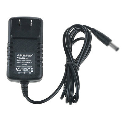 $7.65 • Buy 9V AC/DC Adapter Power Supply Charger Cord For M-Audio Fast Track Pro