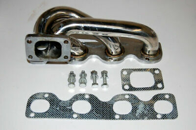 $289 • Buy FOR BMW M10 Stainless Turbo Header Manifold T3 BMW 2002  TurboCharger Bimmer