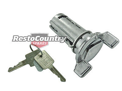 AU24.50 • Buy Holden Ignition Barrel + 2x Keys HQ HJ HX. Torana LH LX NEW Lock Switch