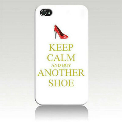KEEP CALM AND BUY ANOTHER SHOE Printed IPhone 5 5s Case For IPhone 5s • 5.09£
