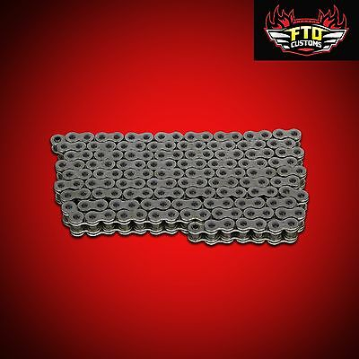 $135 • Buy GSXR 750 Nickel Chain,   150 Link-525 O-Ring Chain For  Swingarm Extensions