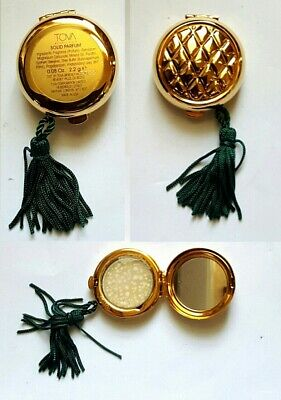£41.16 • Buy Rare Vintage Tova Beverly Hills Compact Solid Perfume New