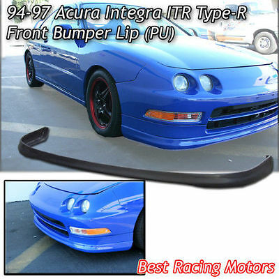 $59.99 • Buy TR Style Front Bumper Lip (Urethane) Fits 94-97 Acura Integra 2/4dr