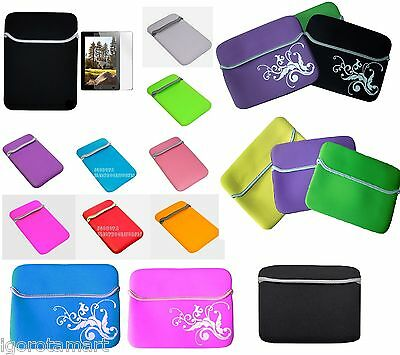 Case Cover Bag 6 7 8 9.7 10 10.2 11.6 12 13 14 15.6 17  Inch Tablet Sleeve Pouch • 5.69£