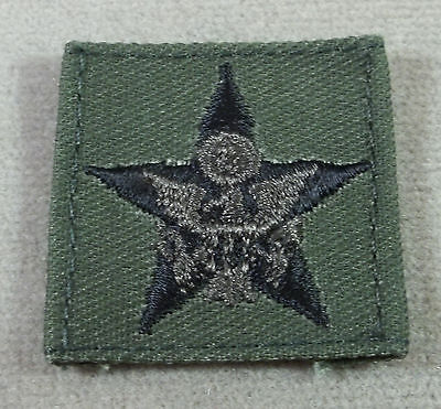 US Army Subdued Cloth Branch Insignia General Staff - Pair • 2.93£