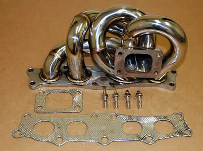 AU475.43 • Buy FOR Celica 5SFE CT26 CT20 Stainless Turbo Manifold Header