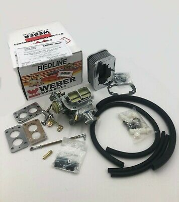 $ CDN367.04 • Buy Jeep Genuine Weber 32/36 E-choke Carburetor Conversion K551 Free Dvd Yes Free