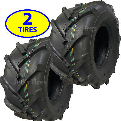 £115.22 • Buy TWO 18x9.50-8 18/9.50-8 Compact Garden Tractor Riding Lawn Mower R-1 TIRE 4ply