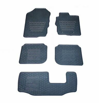 AU99.95 • Buy Rugged Rubber Floor Mats Tailored Heavy Duty For Ford Everest 2015-20