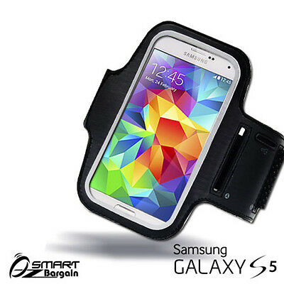 Sports Gym Running ArmBand Case For Samsung Galaxy S3 S4 S5 Note3 Google Nexus 5 • 3.30£