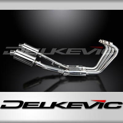 AU799.95 • Buy Yamaha Xjr1300/sp 1998-2003 225mm Oval Stainless Full Exhaust System