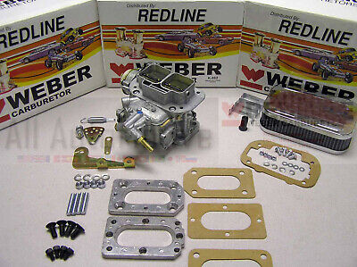 $ CDN380.55 • Buy Chevy LUV Weber Carburetor Conversion Kit 1972-1982