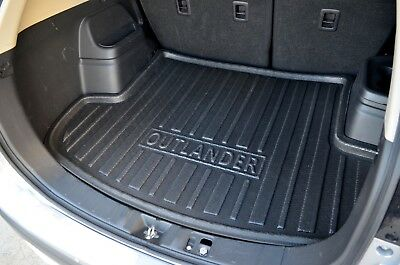 AU50 • Buy Cargo Trunk Mat Boot Liner Plastic Foam For Mitsubishi Outlander 12-20 ZJ ZK ZL