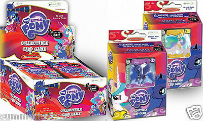 My Little Pony: Collectible Card Game Canterlot Nights Booster Box & Theme Decks • 70.72£
