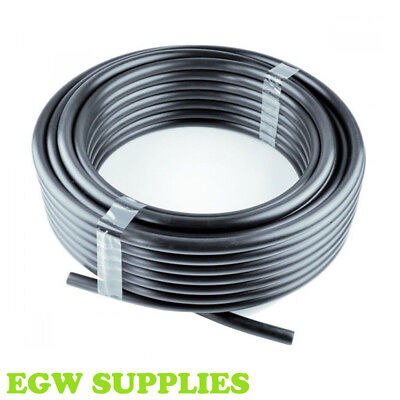 Garden Irrigation Black LDPE Pipe 13mm Id Hozelock - Claber Watering Compatible  • 7.95£