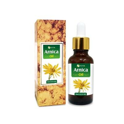 AU10.69 • Buy Arnica Oil 100% Natural Pure Undiluted Uncut Essential Oil 10ml To 500ml
