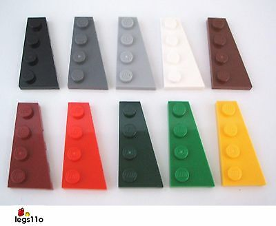 LEGO Angle Wedge Wing Plate Right 2X4 NEW 41769 Choose Colour And Quantity • 1.39£