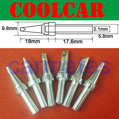 AU29.92 • Buy SOLDERING IRON STATION Tips For YIHUA 950 150W,QUICK 205,BK3300A High Frequency
