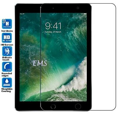 AU8.99 • Buy 2X Premium Tempered Glass Screen Protector For Apple IPad 5th 2017 6th Gen 2018