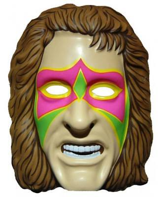 £11.75 • Buy The Ultimate Warrior Wwe Wwf Fancy Dress Up Wrestling Mask Adult Child Cosplay