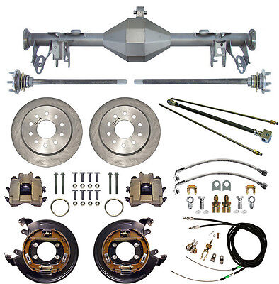$2399.99 • Buy Currie 05-13 Mustang Rear End & Disc Brakes,lines,parking Brake Cables,axles,etc