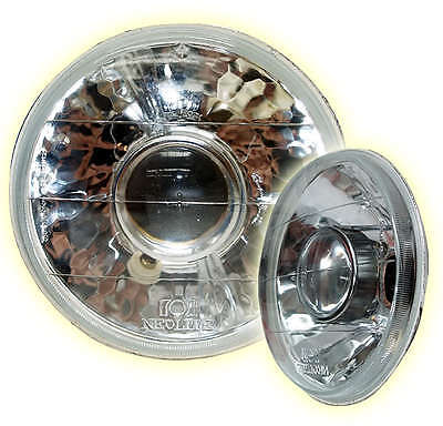 AU119.95 • Buy Ford Escort Cortina Maverick Customline F100 F250 F350 F1 Projector H4 Headlamps