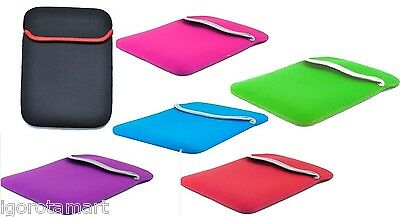 10.  10.2  13  13.5  15  15.6  17  17.3   Inch Case PC Laptop Sleeve Pouch Bag  • 6.99£