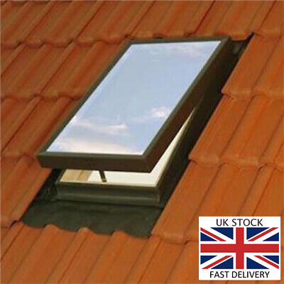 Fenstro Conservation Double Glazed Rooflite Access Escape Roof Window 45x73cm  • 89.84£