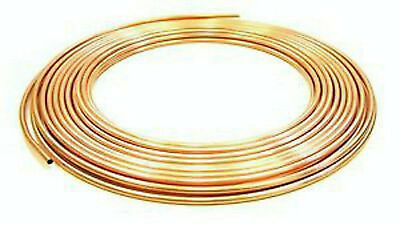 £25.99 • Buy 1 X 10 Metre Coil Of 8mm Copper Pipe/tube/plumbing/water/gas/central Heating/new