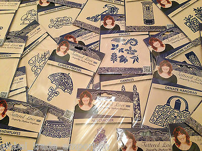 Tattered Lace Craft Cutting Dies ** CLEARANCE ** All Dies Just £9.99 Or LESS! • 4.95£